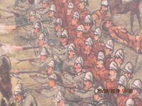 Framed Print 'Battle of El Teb' February 29th 1884