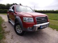 Ford Ranger 3.0TDCi 4x4 Wildtrak Double Cab