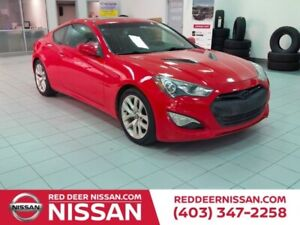 2013 Hyundai Genesis Coupe PREMIUM | LEATHER | HEATED SEATS | TU