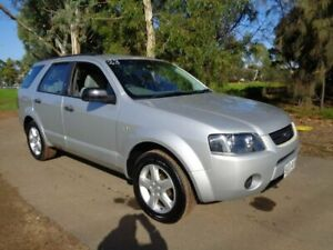2009 Ford Territory Silver Sports Automatic Wagon Mile End South West Torrens Area Preview