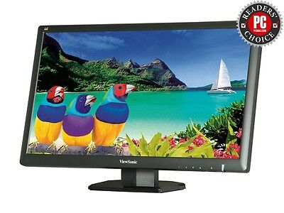 "شاشة ليد جديد ViewSonic VX2703MH-LED Black 27"" 3ms HDMI Widescreen LED Backlight LED Monitor"