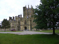 Christmas Ghost Hunt At Margam Castle Port Talbot South Wales