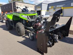 ATV and Side by Side snowblower ONLY $28 per wk OAC