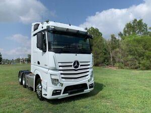 2018 Mercedes-Benz 2653 Mercedes Benz Actros 2653 6X4 Prime Mover Rocklea Brisbane South West Preview