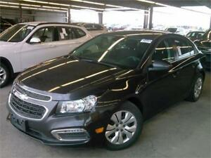 2015 Chevrolet Cruze LT-AUTO-BACK UP CAMERA-BLUETOOTH-ONLY 78KM