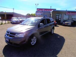 2012 DODGE JOURNEY 4 CYL SPACIOUS CLEAN EASY CAR FINANCE