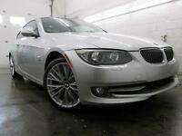"""2011 BMW 335i xDrive SPORT COUPE CUIR TOIT MAGS 18"""" 81,000KM"""