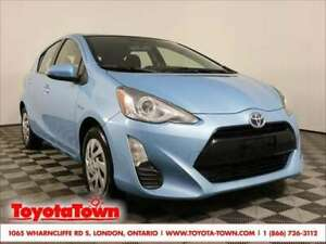 2016 Toyota Prius c UPGRADE CRUISE CONTROL BACKUP CAMERA
