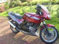 Sale GPZ500 Good runner - new bike hence quick sale