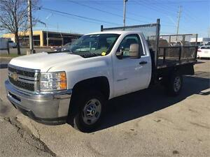 2011 Chevrolet Silverado 2500HD WT HD - Flat Bed