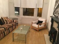 2 Bedroom Fully Furnished Recently Re-Decorated Shawlands Flat