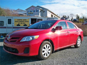 Like new! Only $49 weekly 2013 Corolla automatic