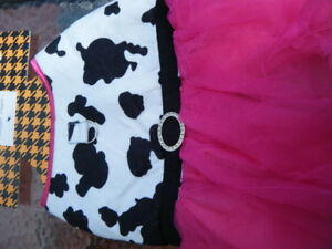 PET cowgirl dress, HALOWEEN
