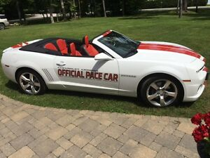 2011 Indy Pace Car Chevrolet Camaro Convertible