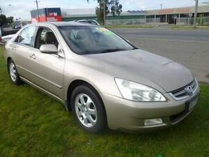 2004 Honda Accord V6 Luxury Redan Ballarat City Preview
