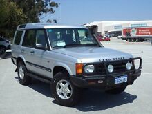 2002 Land Rover Discovery TD5 (4x4) Silver 4 Speed Automatic 4x4 Wagon Maddington Gosnells Area Preview