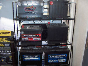 Nationwide 24DC-140 Marine/RV batteries by Interstate On Sales ! London Ontario image 2