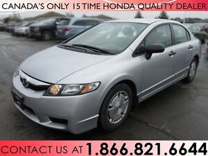 2010 Honda Civic DX-G | LOW PRICE | NO ACCIDENTS