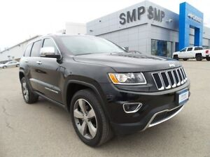 2016 Jeep Grand Cherokee Limited 3.6L V6 - Powered Sunroof