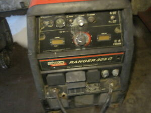 Lincoln Electric Welder/Generator.