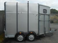Ifor Williams Horse Trailers For Hire