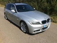 2010 10 BMW 3 SERIES 320D M SPORT BUSINESS EDITION TOURING DIESEL