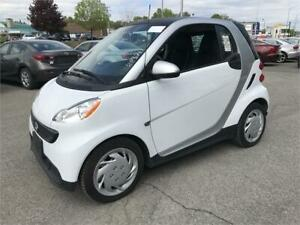 2015 smart fortwo **13,000KM** NAVIGATION AUTOMATIQUE A/C CUIR