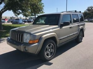 2006 Jeep Commander 4WD|7 PASSENGER|THIRD ROW SEATING|ROOF RACK!