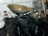 Old fashioned ^vintage looking scales