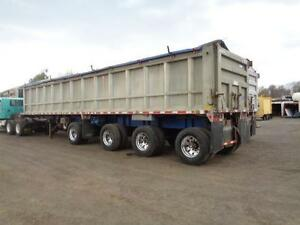 2007 STARGATE 44'FT ALUMINUM 4 AXLE SPIFF END DUMP Kitchener / Waterloo Kitchener Area image 3