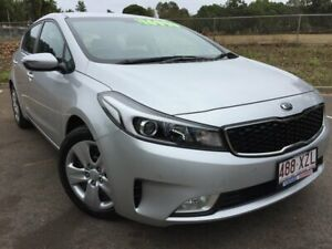 2018 Kia Cerato YD MY18 S Silver 6 Speed Sports Automatic Hatchback Townsville Townsville City Preview