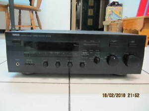 Classic Yamaha RX-596 Natural Sound 250watt  Receiver X Like New