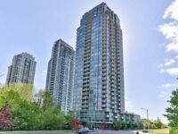 Gorgeous 1 Bed +Flex space Condo in Elle Tower near Square One