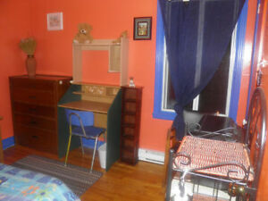 room for rent: june,july and august