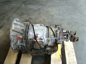 ALLISON 2400 TRANSMISSION WITH PTO