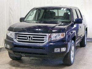 2013 Honda Ridgeline Touring 4WD Crew Cab w/ Navigation, Leather