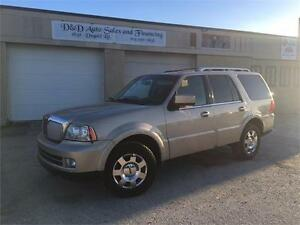 2006 Lincoln Navigator Ultimate-4X4-LEATHER-7PASS-SUNROOF-DVD