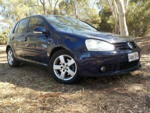 2008 Volkswagen Golf V MY09 Pacific DSG 6 Speed Sports Automatic Dual Clutch Hatchback Pooraka Salisbury Area Preview