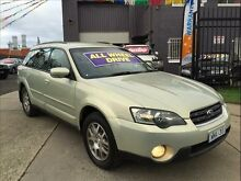 2004 Subaru Outback MY04 2.5I 4 Speed Auto Elec Sportshift Wagon Brooklyn Brimbank Area Preview