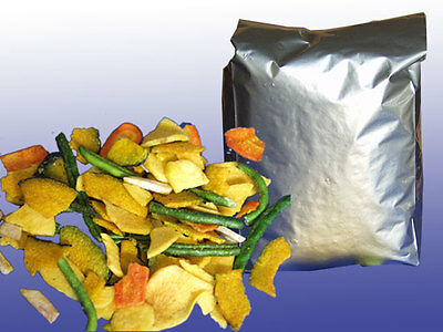 Dried Mixed Vegetable Chips, 3 lbs / bag-Green Bulk Extra 5% buy $100+