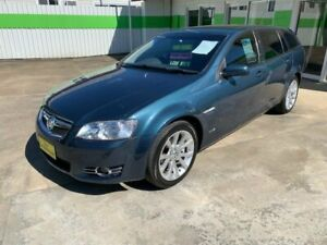 2012 Holden Commodore VE SERIES 2 EQUIPE WAGON Blue Wagon Casino Richmond Valley Preview