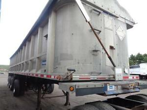 2007 STARGATE 44'FT ALUMINUM 4 AXLE SPIFF END DUMP Kitchener / Waterloo Kitchener Area image 9