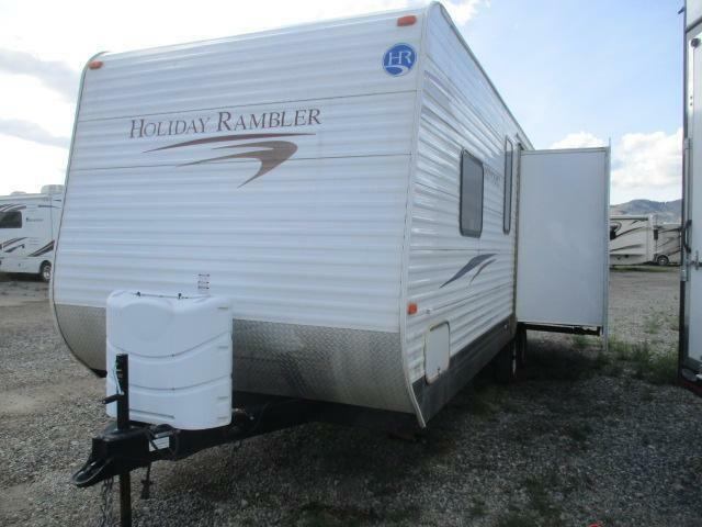 Fraserway Rv Kamloops >> 2011 Mintaro 27rks by Holiday Rambler | Travel Trailers ...
