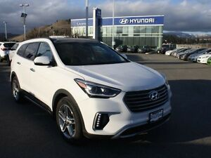 "2017 Hyundai SANTA FE XL Limited 4dr All-wheel Drive ""DEMO\"""