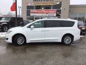 2018 Chrysler Pacifica TOURING L+ LEATHER POWER DOORS REMOTE STA