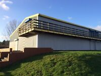 Good Condition Industrial Unit To Let 1900 sqft -