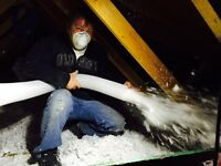 ATTIC INSULATION - INSTALL & REMOVAL SERVICES