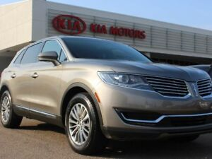 2016 Lincoln MKX SELECT, AWD, LEATHER, NO ACCIDENTS