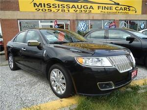 2010 Lincoln MKZ ,AWD,ACCIDENT FREE,SUNROOF,LEATHER