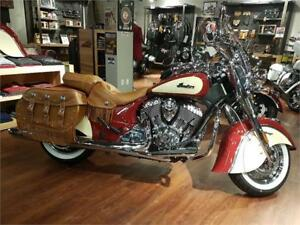 2017 Indian Motorcycles® Chief® Vintage